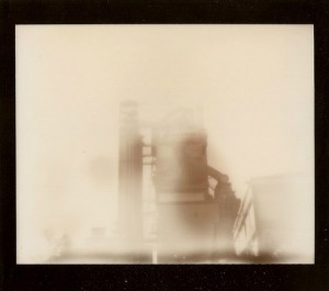 Polaroid art - high quality print - Montcada factory